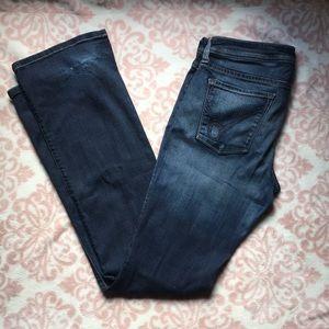Bebe Stretch Bootcut Jeans Size 29